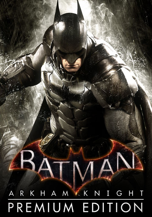 Batman: Arkham Knight Premium Edition PC billig Schlüssel zum Download