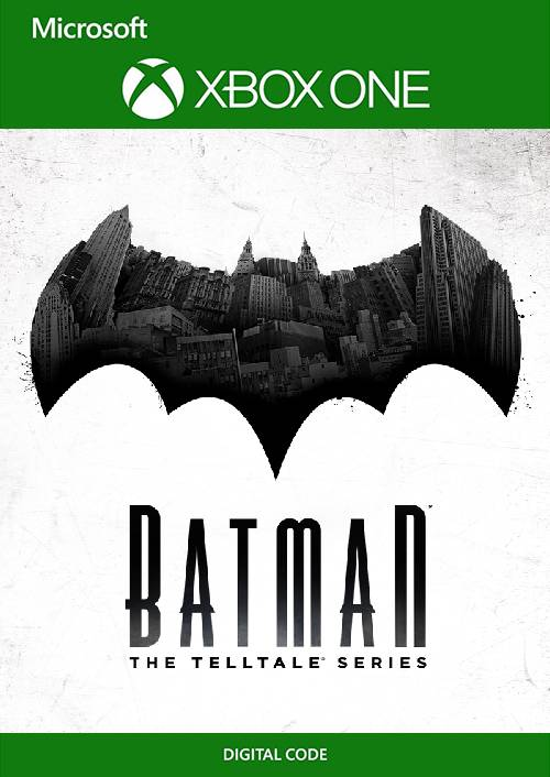 Batman The Telltale SerieThe Complete Season Xbox One
