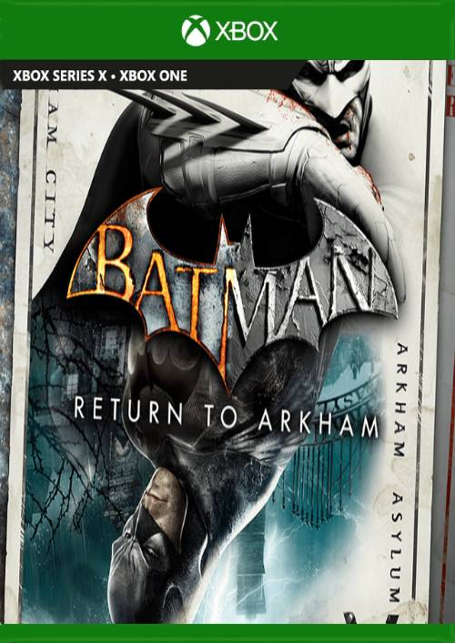 Batman Return to Arkham Xbox One