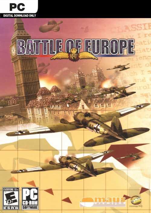 Battle Of Europe PC key