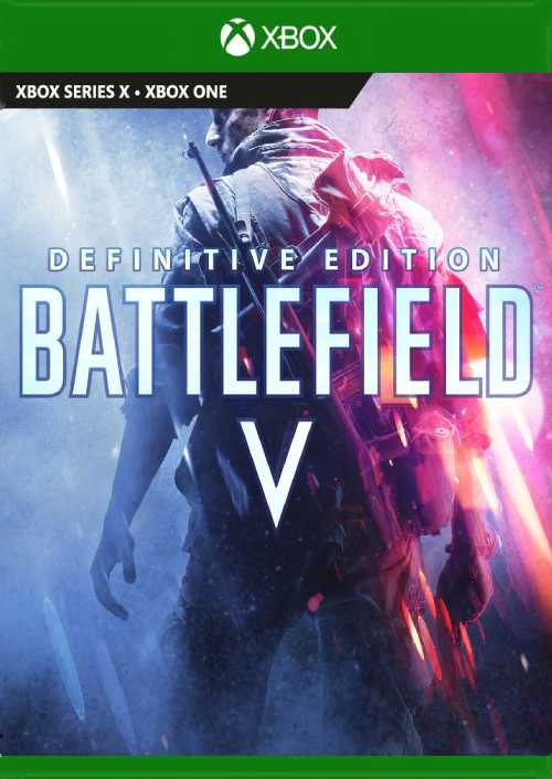 BF5 Battlefield V Definitive Edition Xbox One