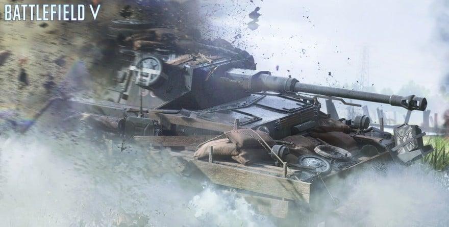 Battlefield V 5 Xbox One billig Schlüssel zum Download