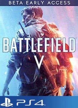 Battlefield V 5 PS4 Beta