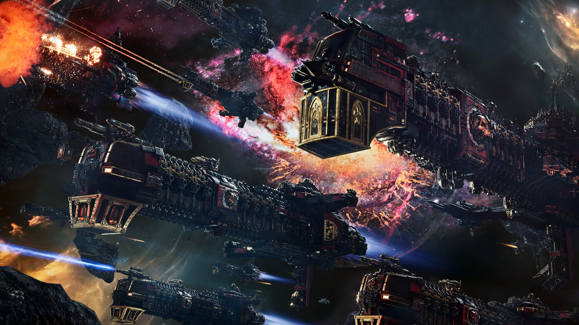 Battlefleet Gothic Armada 2 PC cheap key to download