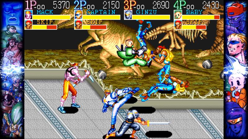 Capcom Beat Em Up Bundle PC cheap key to download