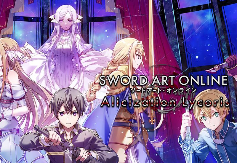 SWORD ART ONLINE Alicization Lycoris PC cheap key to download