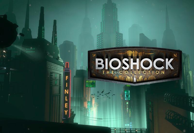 BioShock: The Collection PC (EU) clé pas cher à télécharger