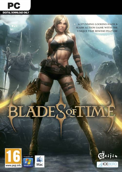 Blades of Time PC key