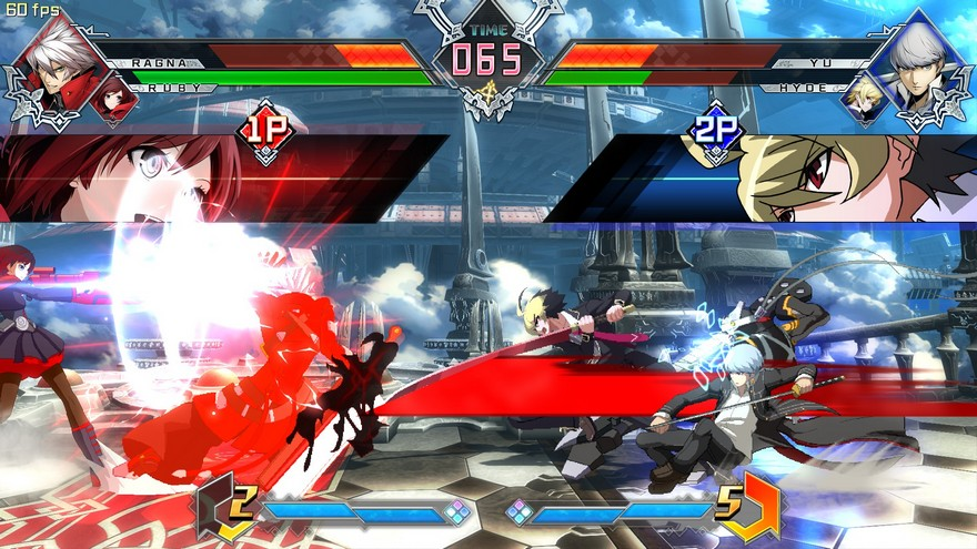 BlazBlue Cross Tag Battle - Deluxe Edition PC cheap key to download