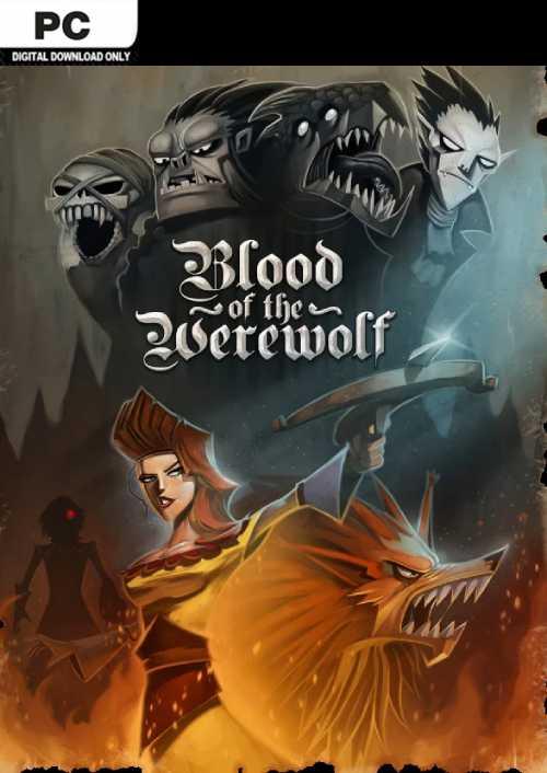 Blood of the Werewolf PC key