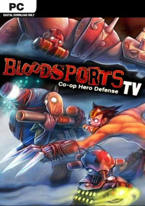 Bloodsports.TV PC key