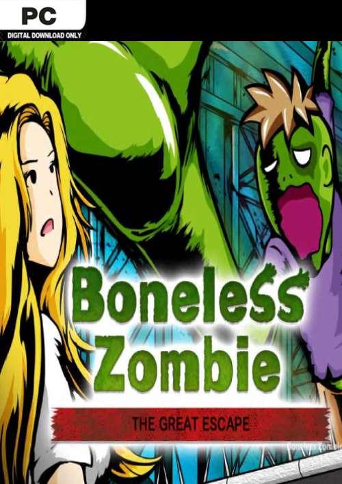 Boneless Zombie PC key
