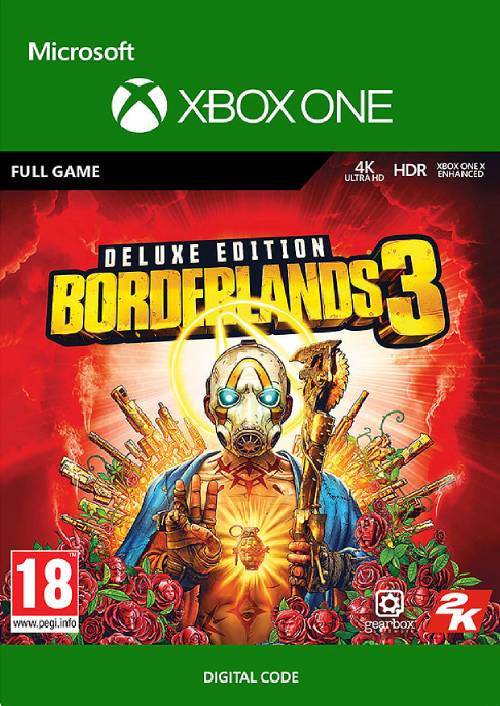 Borderlands 3: Deluxe Edition Xbox One key