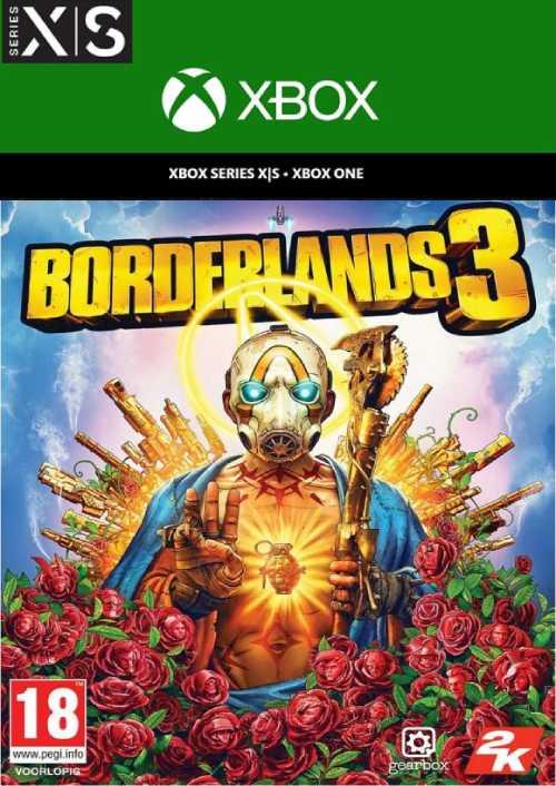 Borderlands 3 Xbox One/Xbox Series X|S key