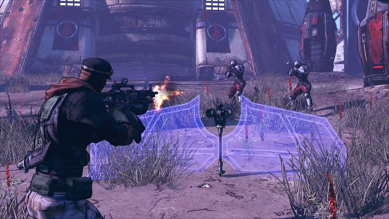 Borderlands: Game of the Year Edition Xbox One cheap key to download