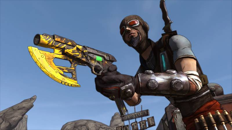Borderlands Game of the Year Enhanced PC (WW) cheap key to download
