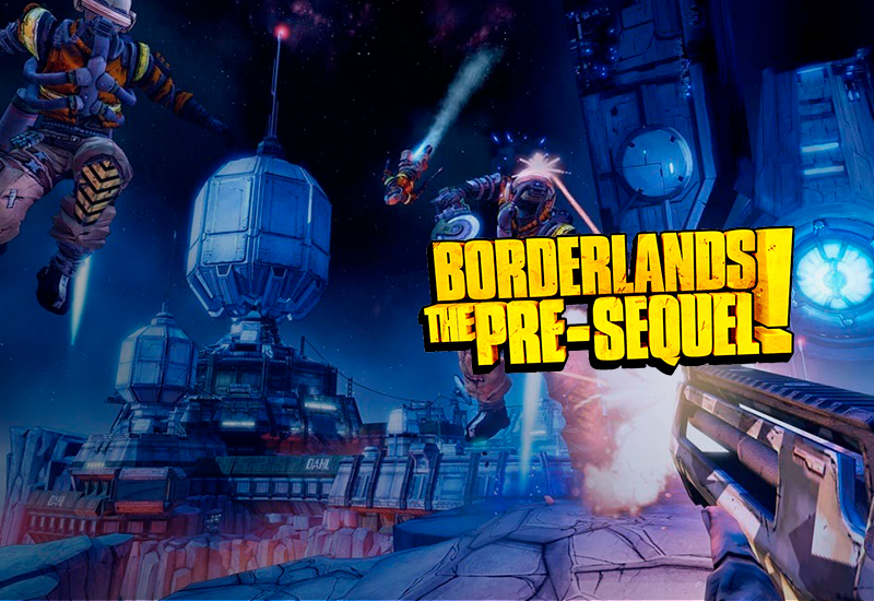 Borderlands: The Pre-sequel PC (EU) clé pas cher à télécharger