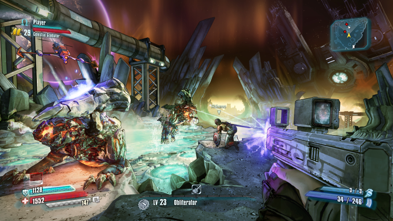Borderlands The Pre-sequel PC (WW) cheap key to download
