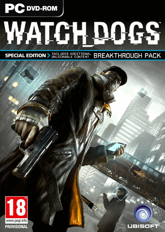 Watch Dogs PC Special Edition with DLC cheap key to download