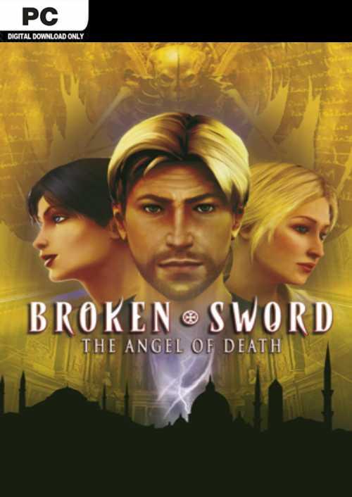 Broken Sword 4  the Angel of Death PC key