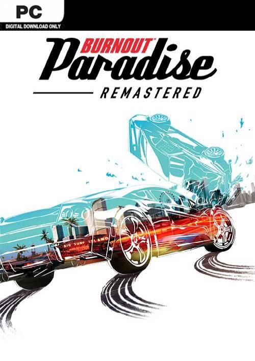 Burnout Paradise Remastered PC key