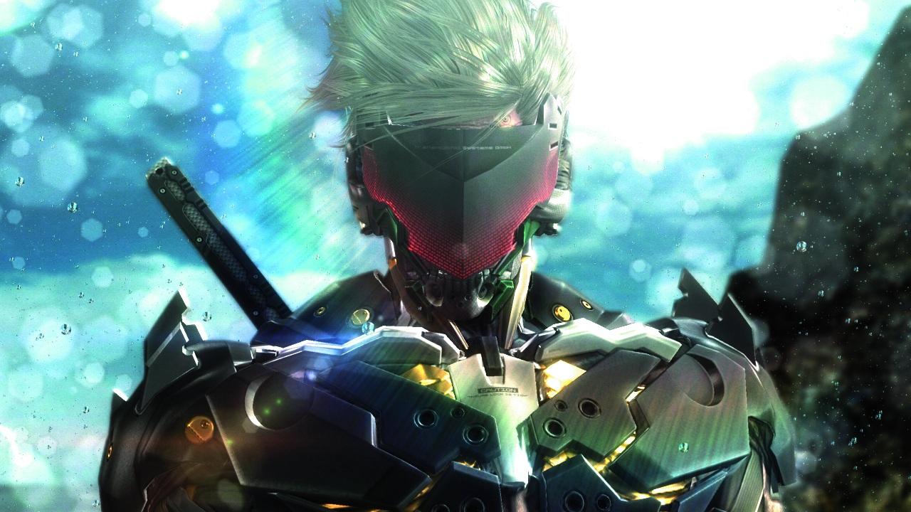 Metal Gear Rising Revengeance PC cheap key to download