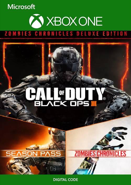 Call Of Duty Black Ops Iii Zombies Deluxe Us Xbox One Cdkeys