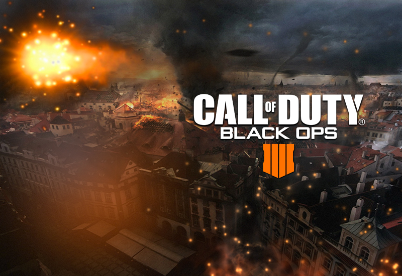 Call of Duty (COD) Black Ops 4 PC (MEA) clé pas cher à télécharger