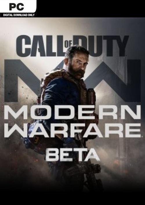 Call of Duty Modern Warfare Beta PC key