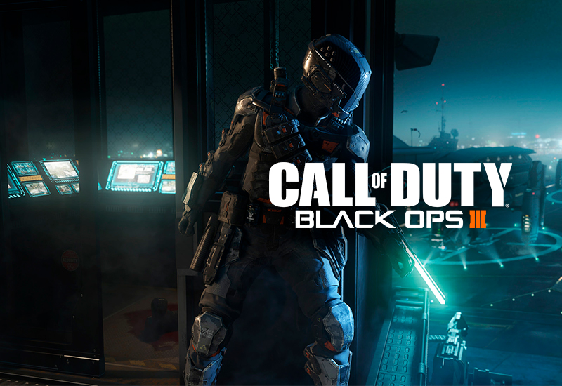 Call of Duty (COD): Black Ops III 3 (PC) cheap key to download