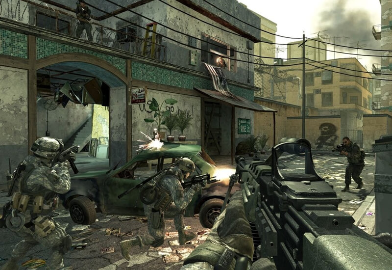 Call of Duty (COD): Modern Warfare 2 (PC) billig Schlüssel zum Download