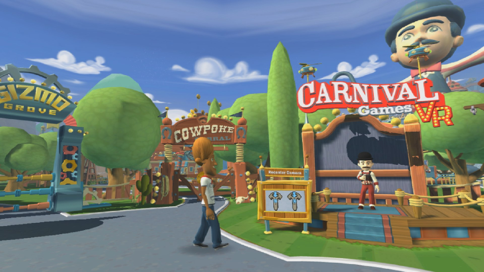 Carnival Games VR PC cheap key to download
