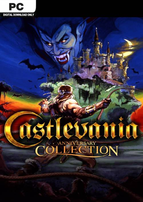 Castlevania Anniversary Collection PC key