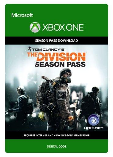 The Division Season Pass Xbox One