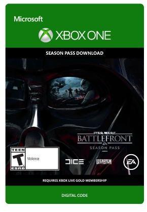 Star Wars Battlefront Season Pass Xbox One cheap key to download