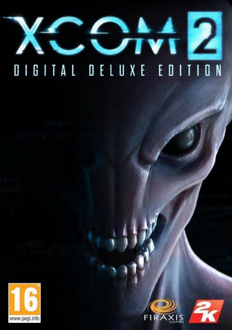 XCOM 2 Digital Deluxe Edition PC cheap key to download