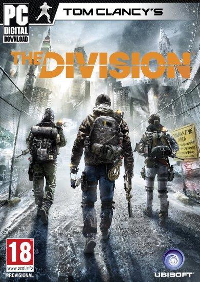 Tom Clancy's The Division PC billig Schlüssel zum Download