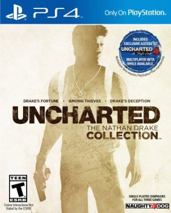 UNCHARTED: The Nathan Drake Collection PS4 - Digital Code cheap key to download