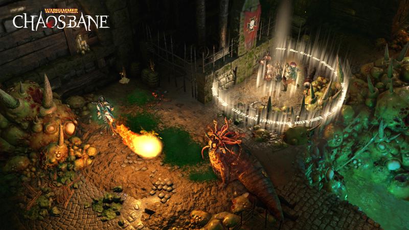 Warhammer Chaosbane Magnus Edition PC billig Schlüssel zum Download