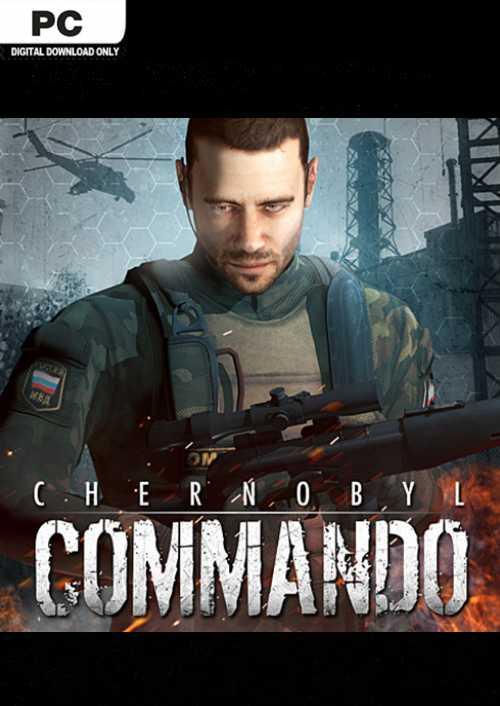 Chernobyl Commando PC key