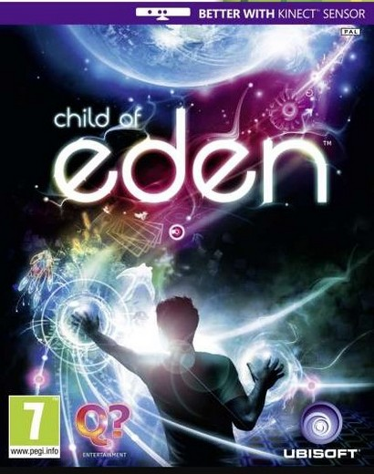 Child of Eden Kinect Compatible Xbox One