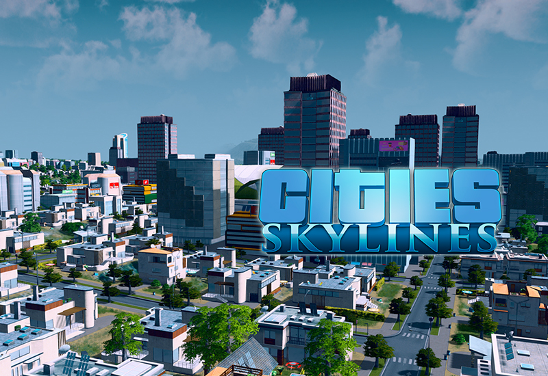 Cities Skylines Deluxe Edition PC/Mac cheap key to download