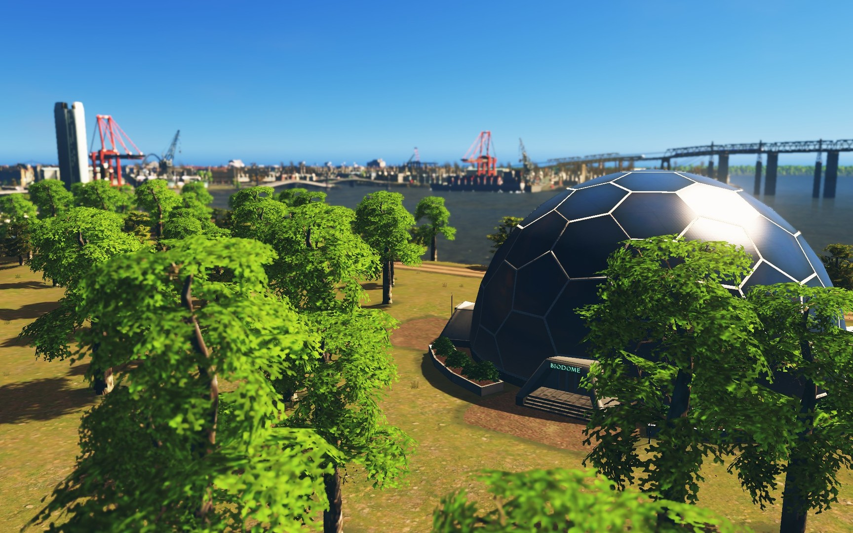Cities Skylines - Content Creator Pack High-Tech Buildings DLC cheap key to download