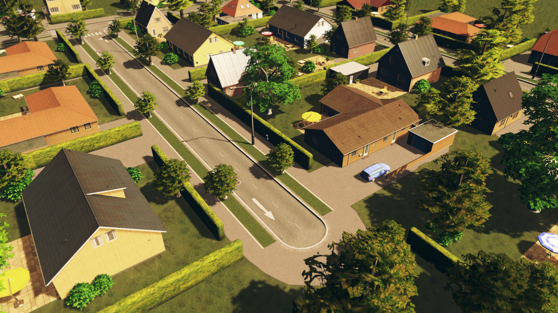 Cities Skylines - Content Creator Pack European Suburbia DLC cheap key to download