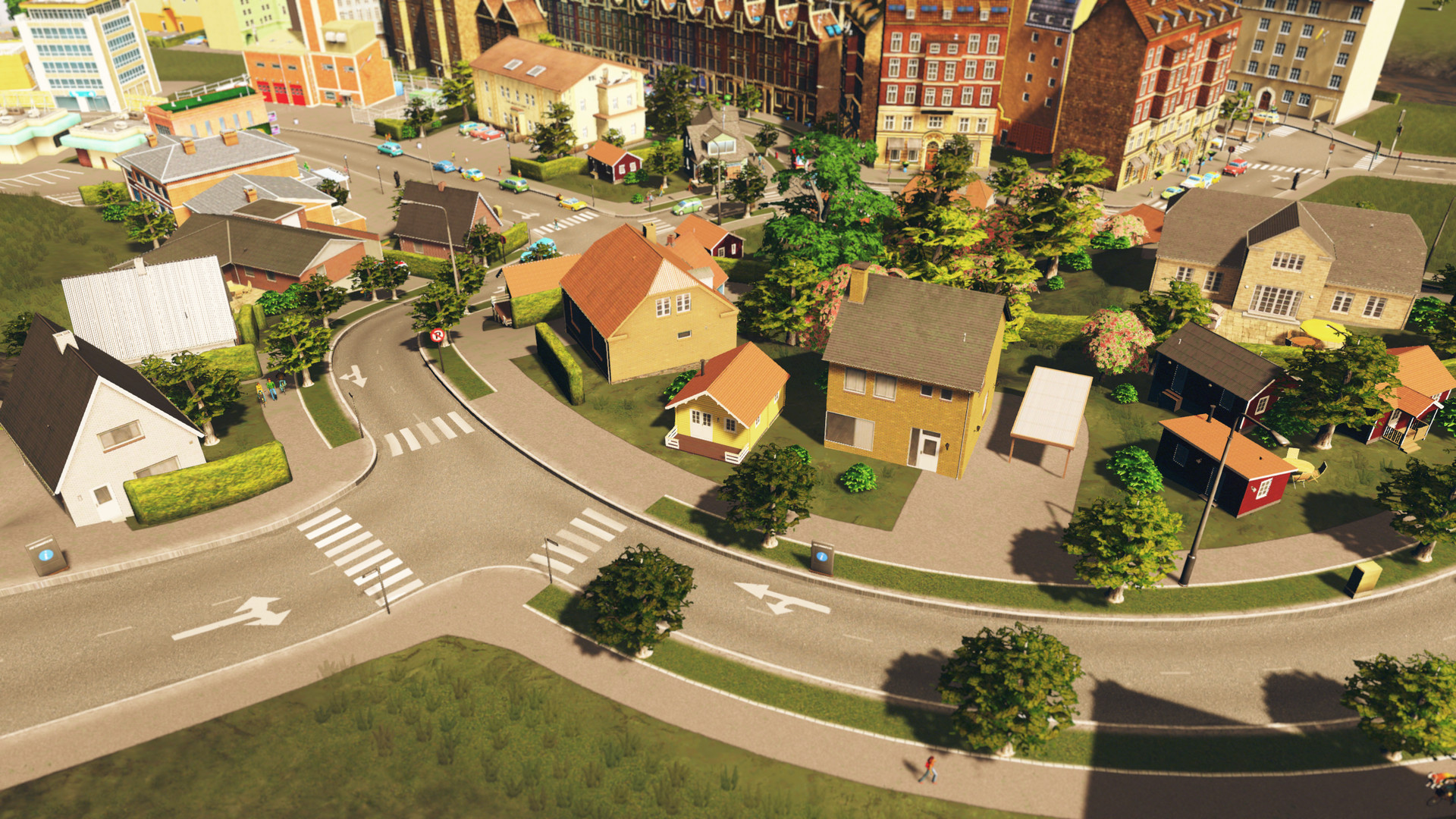 Cities Skylines - Content Creator Pack European Suburbia DLC billig Schlüssel zum Download