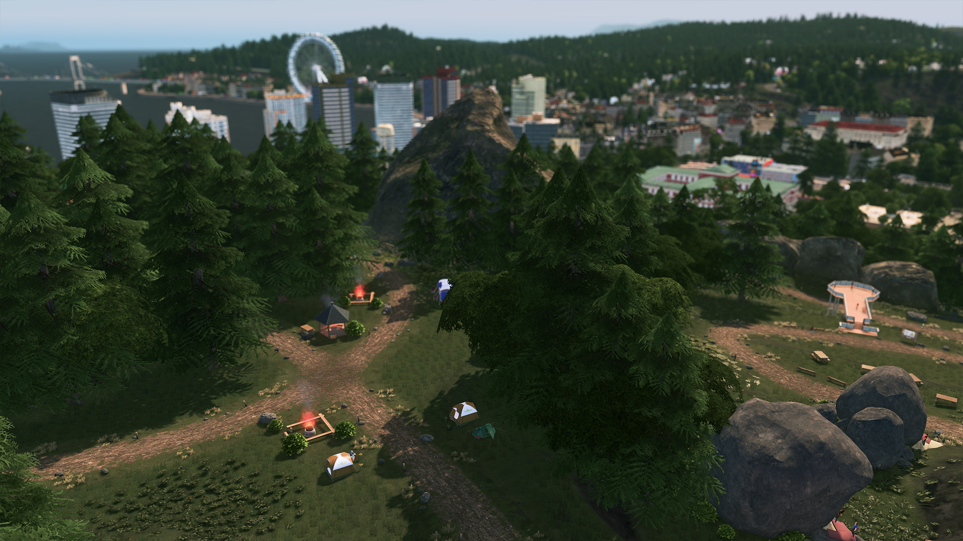Cities Skylines - Country Road Radio DLC cheap key to download