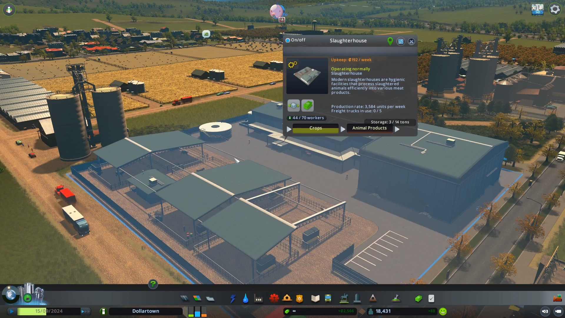Cities Skylines PC - Industries Plus DLC cheap key to download