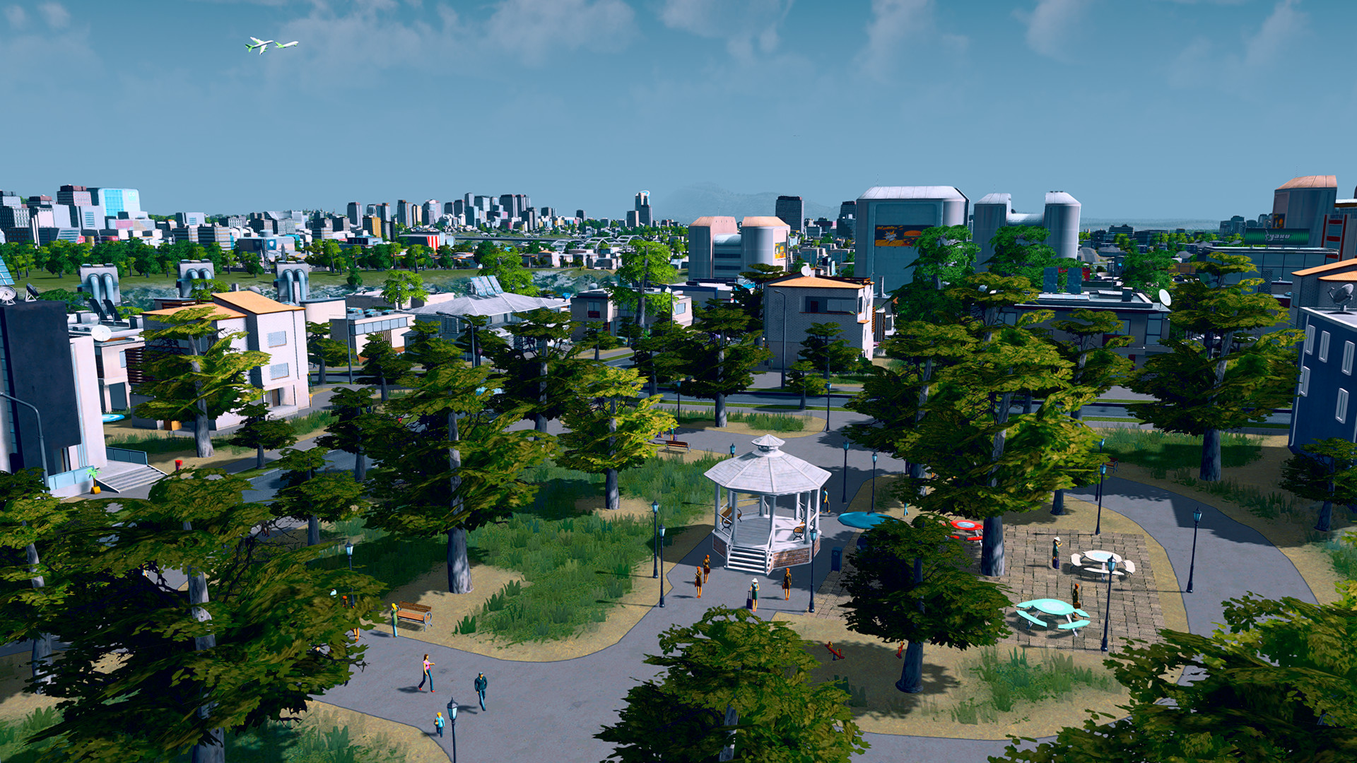 Cities Skylines - Relaxation Station DLC cheap key to download
