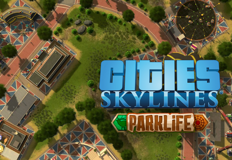 Cities Skylines - Parklife Plus DLC cheap key to download
