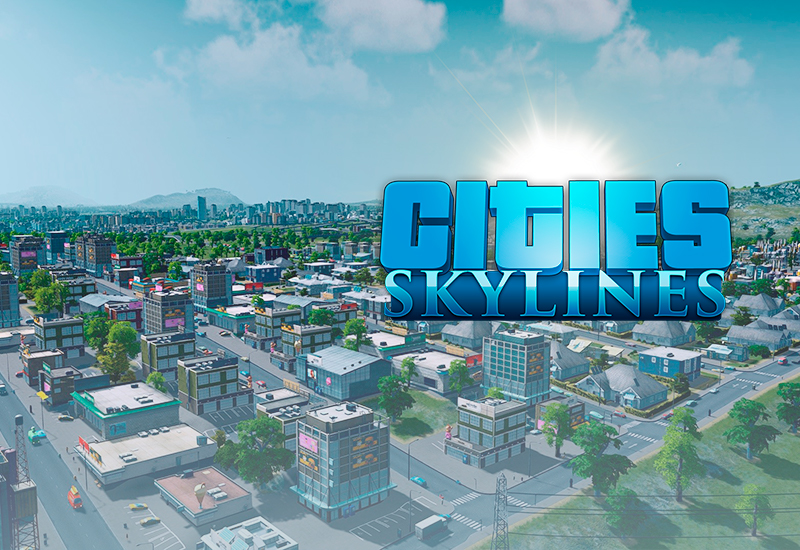 Cities Skylines PC - Industries DLC cheap key to download